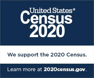 We Support the 2020 Census